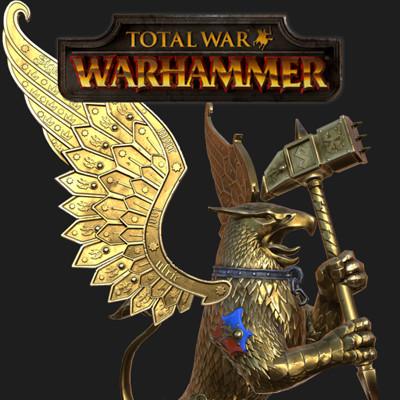 Total War: Warhammer - War Altar