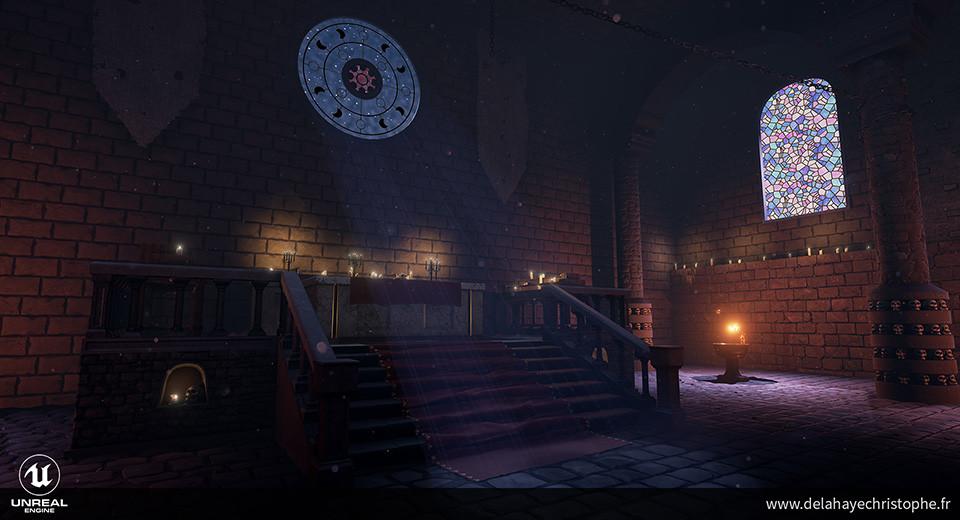Altar [UE4]