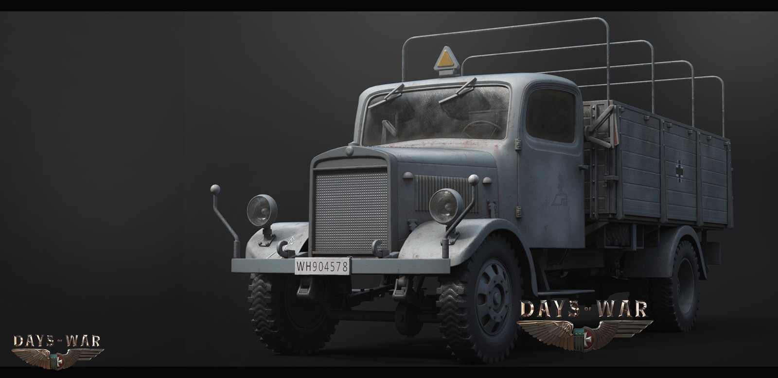 ML3000 - German Truck WW2