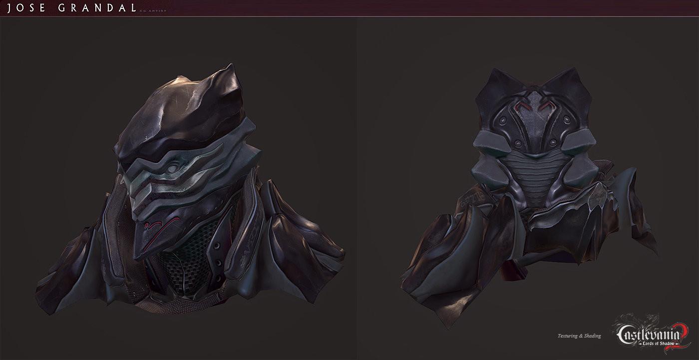 Castlevania: Lords of shadow 2. Lieutenant