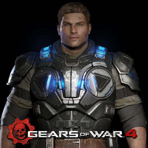 Gears of War 4: JD Fenix