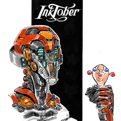 Josh matts inktober2016 20 c
