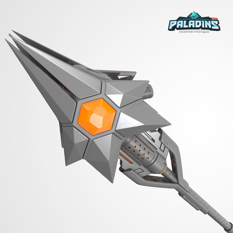 Evie's Staff - Paladins: Champions of the Realm