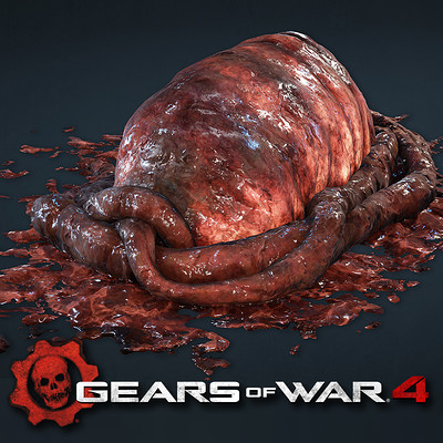 Gears of War 4: Swarm Assets