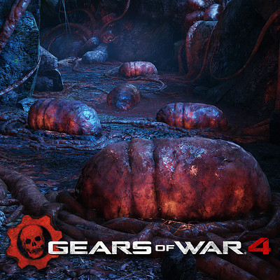 Gears of War 4: Swarm Environments