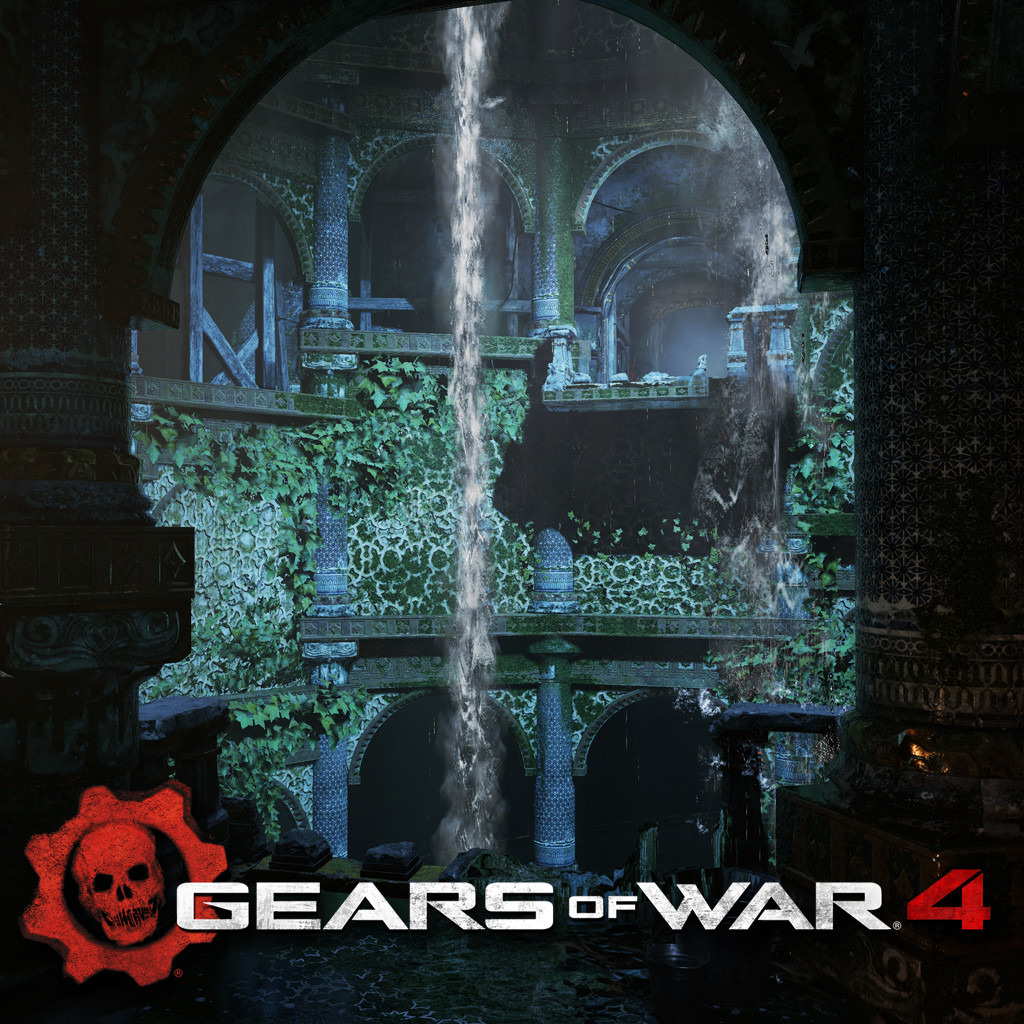Gears of War 4 - Catacombs