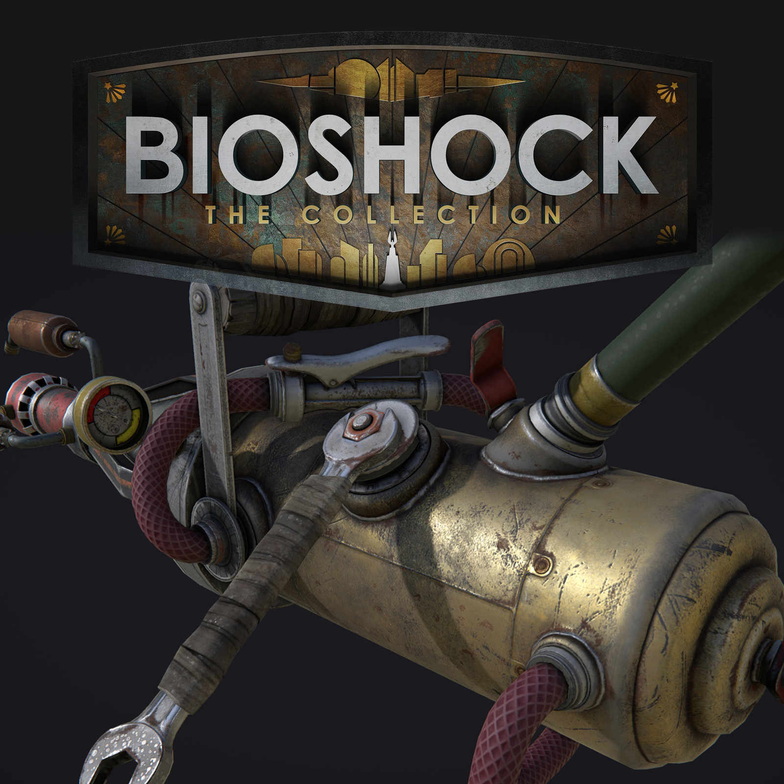 Bioshock: The Collection - Chemical Thrower