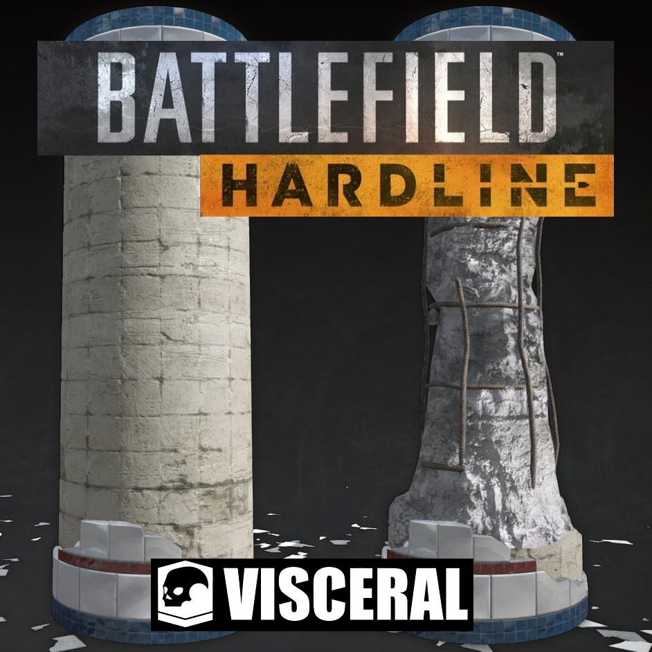 Battlefield Hardline - Assets