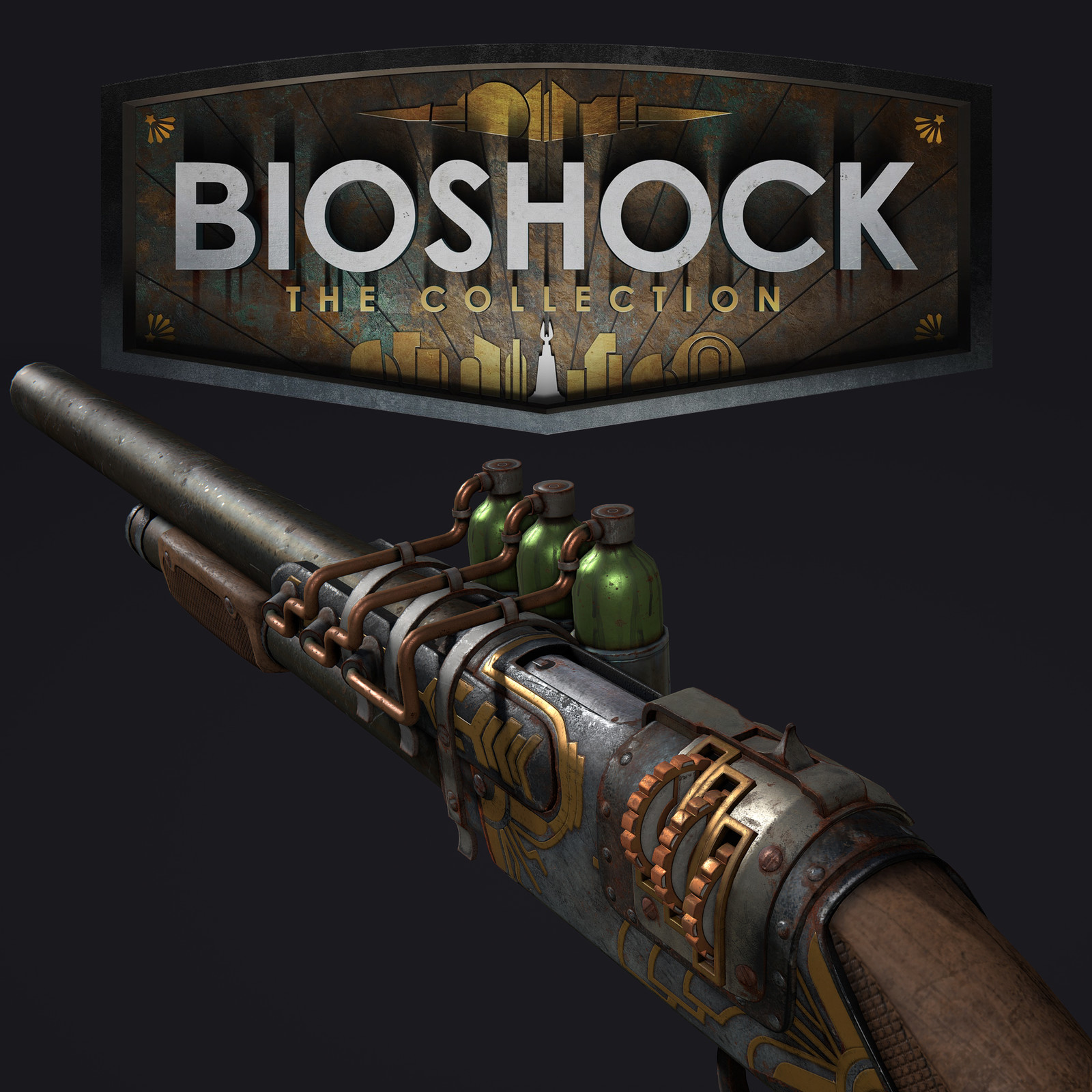 Bioshock: The Collection - Shotgun