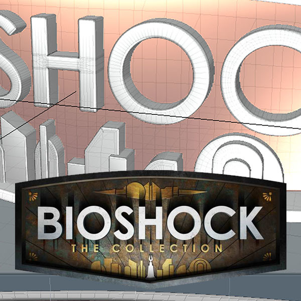 BioShock Collection: Logo First Pass