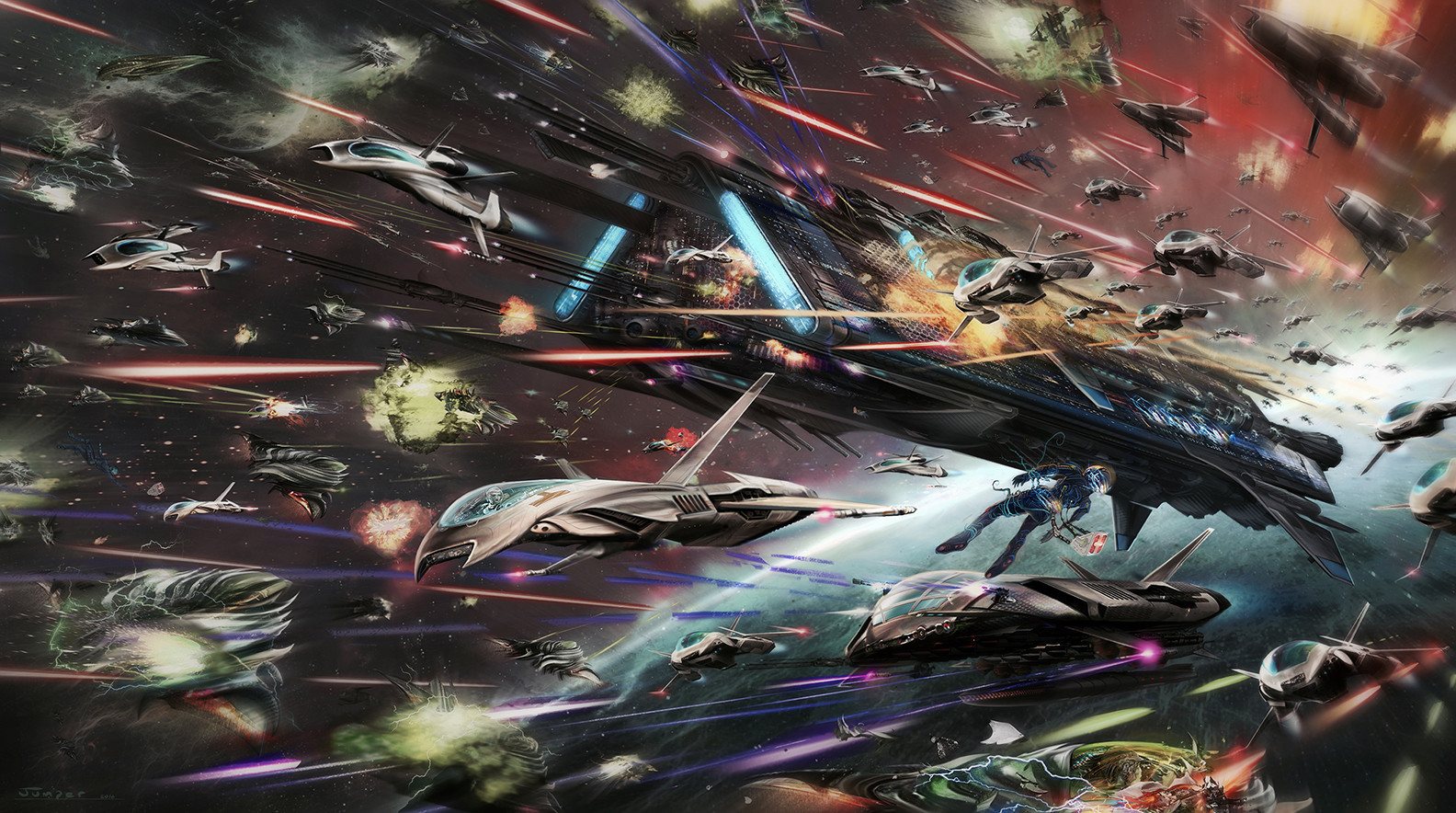 The Battle of Orion's Rage