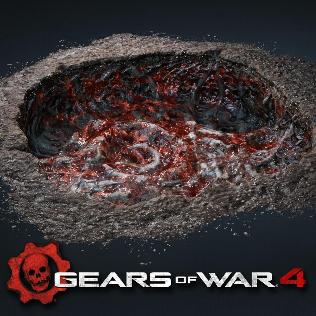 Gears of War 4 - Swarm Nest