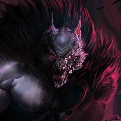 Braito hombre lobo i