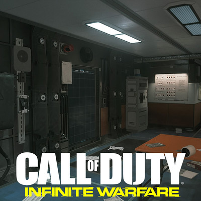 Call of Duty: Infinite Warfare - Captains Quarters
