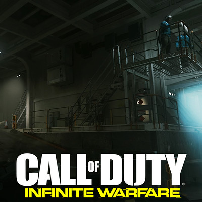 Call of Duty: Infinite Warfare - Well Deck
