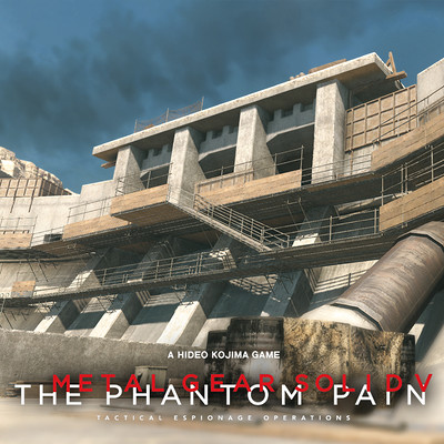 Metal Gear Solid V: The Phantom Pain - Gray Rampart