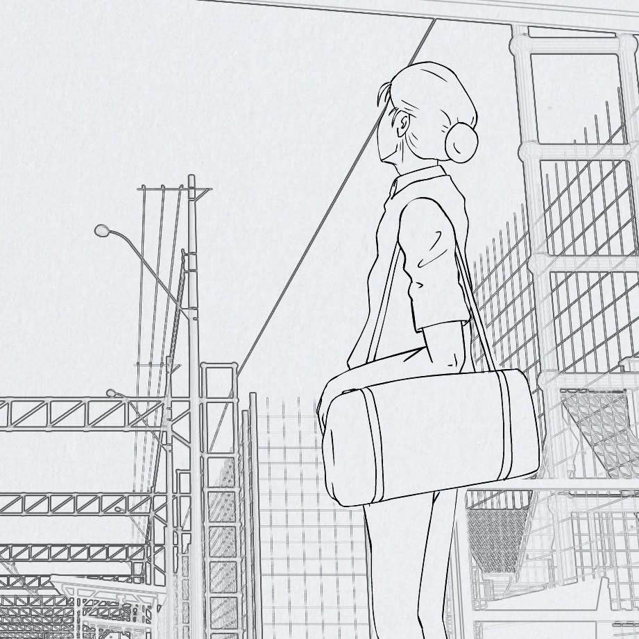 Animated Teaser 08: Waiting
