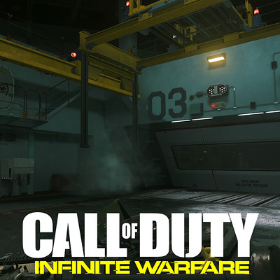 Call of Duty: Infinite Warfare - Hangar Bay