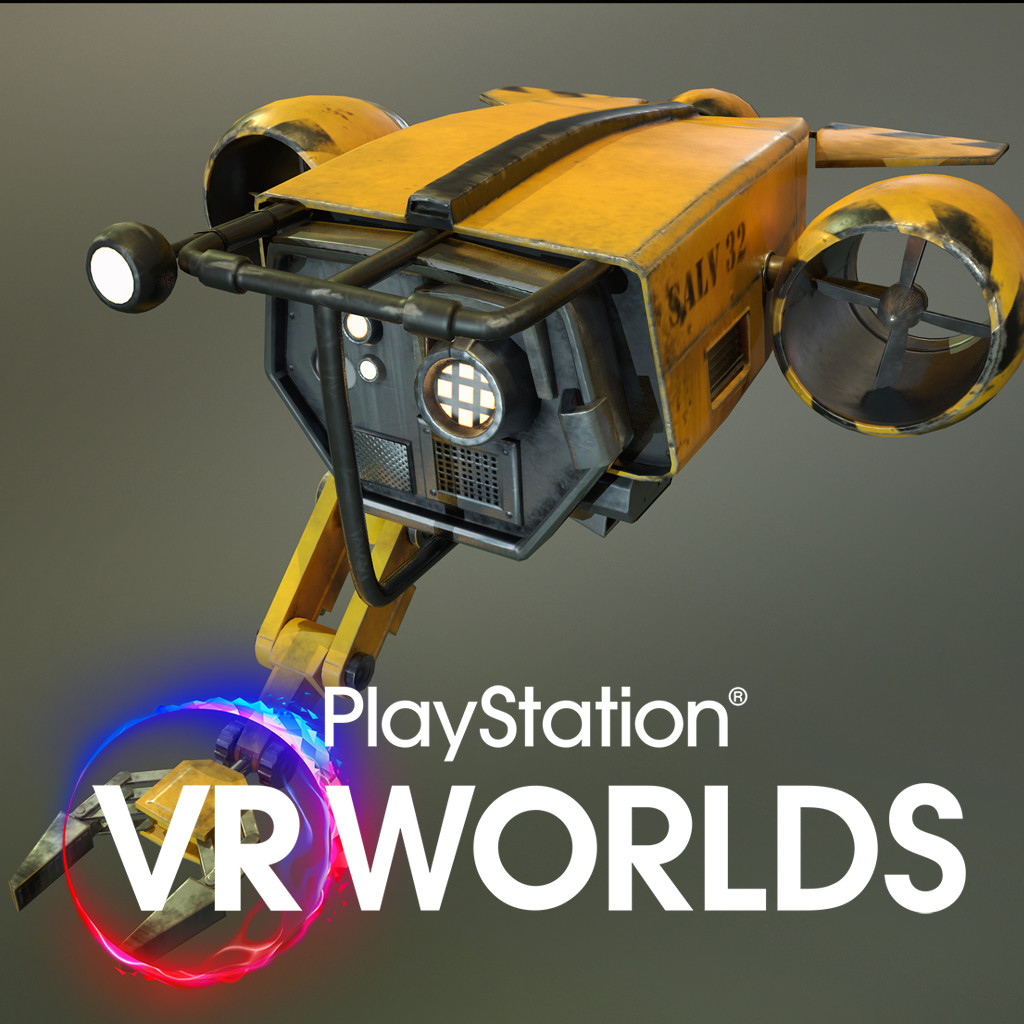 VRWorlds Ocean Descent