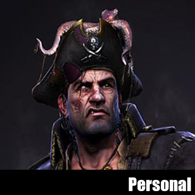 Sam chester personal pirate