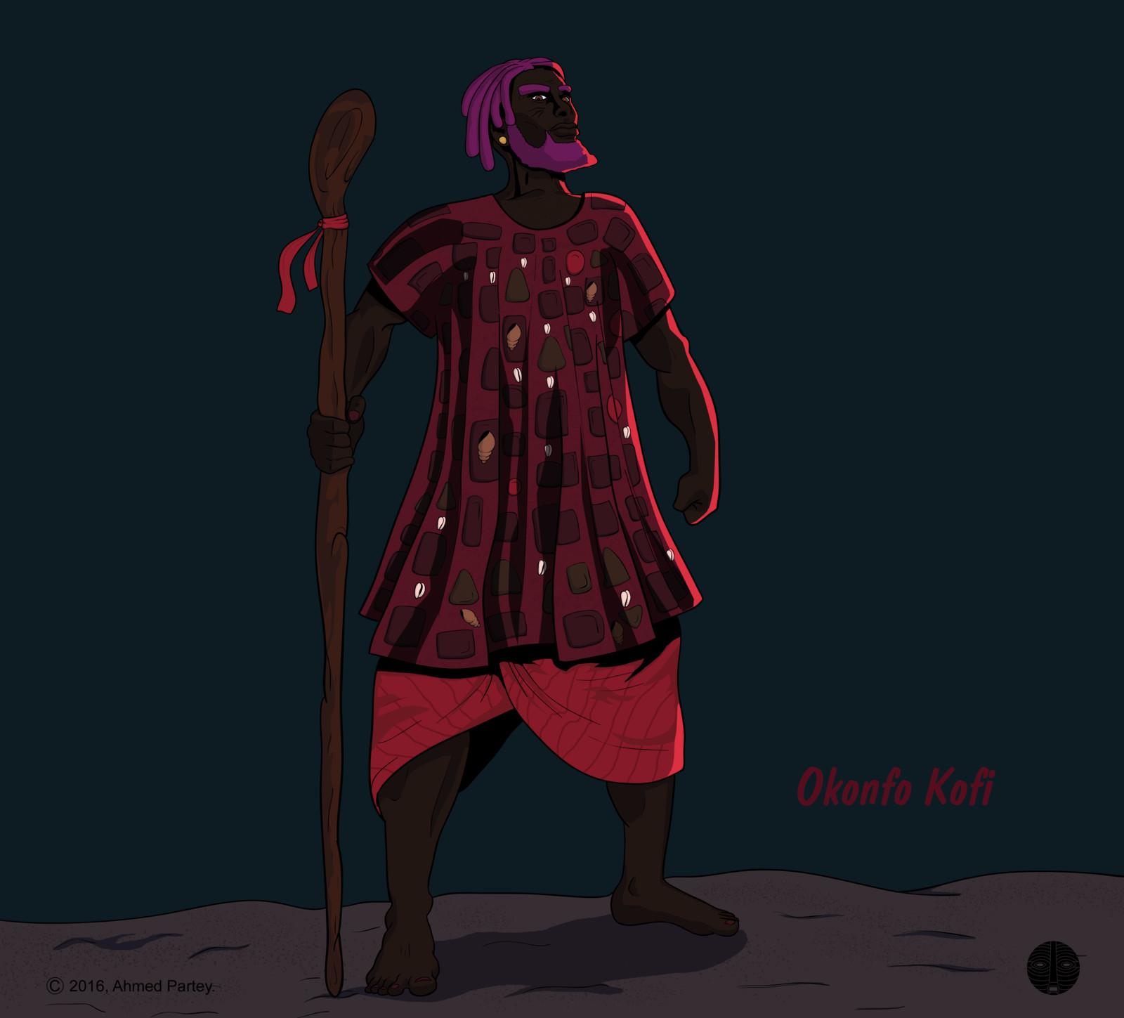 Warriors, Okonfo Kofi