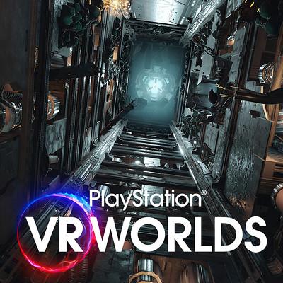 PLAYSTATION: Vr Worlds - SCAVENGER ODISSEY