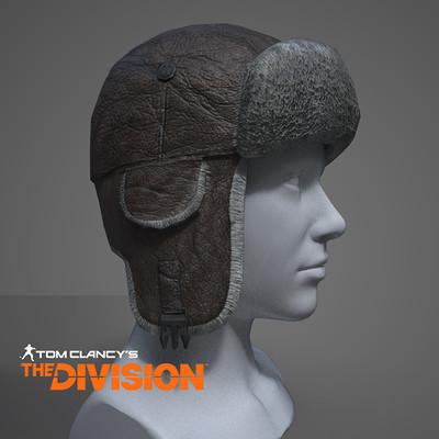 Damien levaufre headwear square