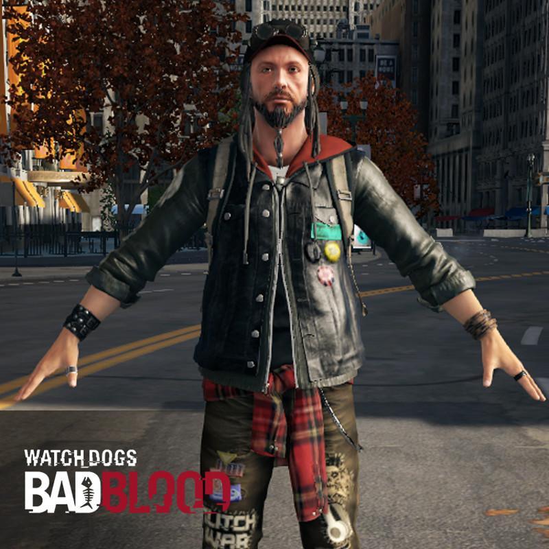 WATCH_DOGS Badblood