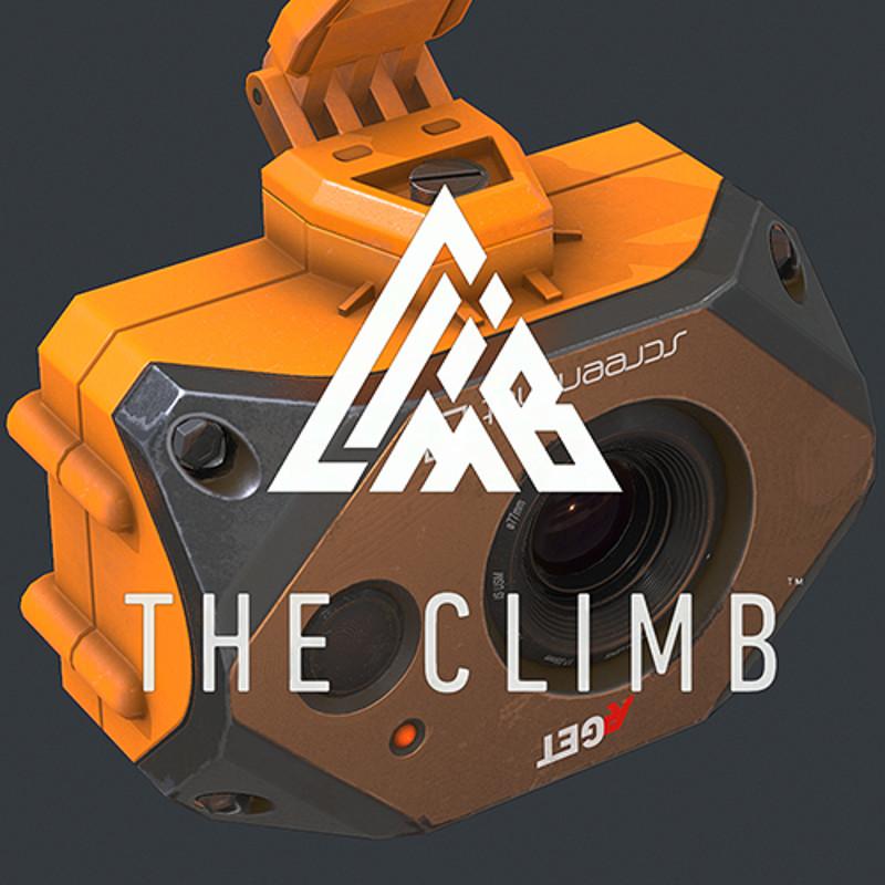 """""""The Climb"""" - Small Props"""