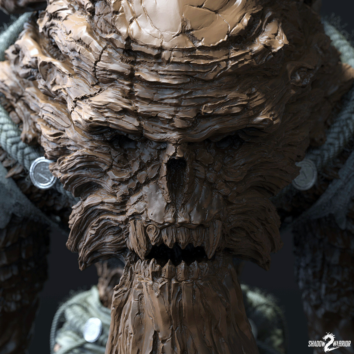 Tree face / Shadow Warrior 2