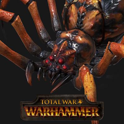 Total War: Warhammer - Giant Spider