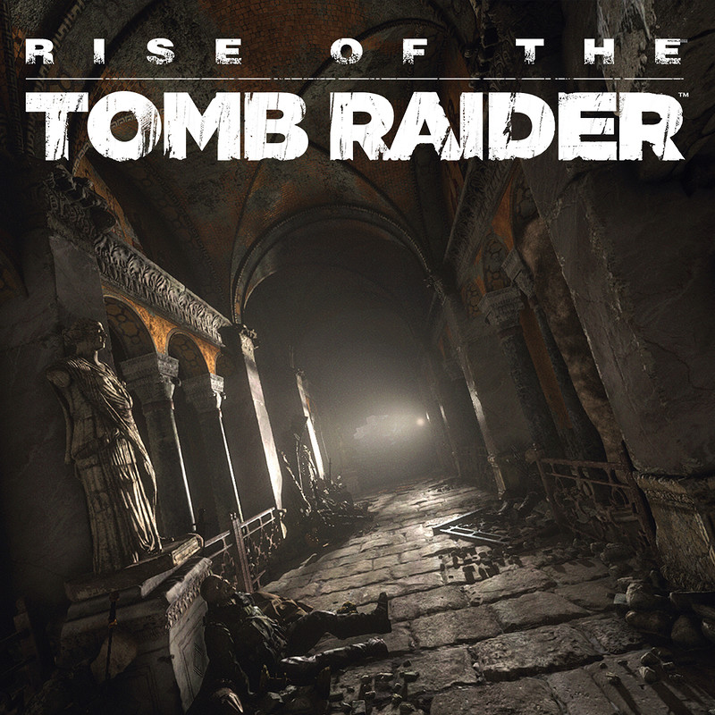 Rise of the Tomb Raider - Abandoned Mines