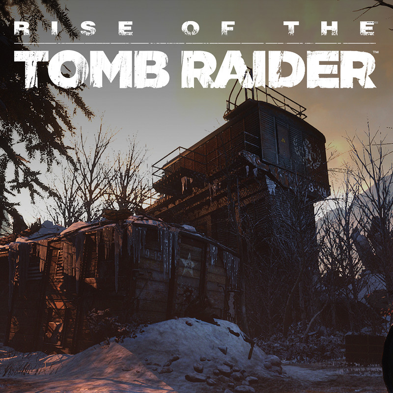 Rise of the Tomb Raider - Soviet Installation
