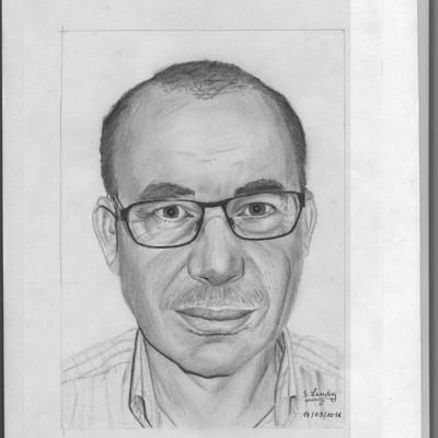 Landry sanou portrait 6