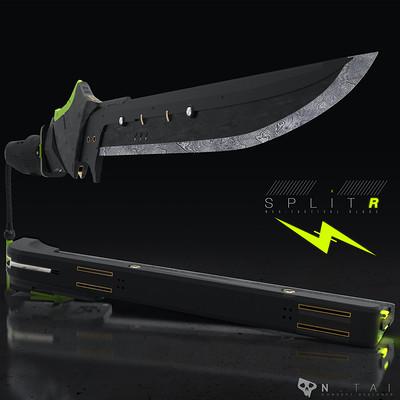 SPLIT/R | neo-blade