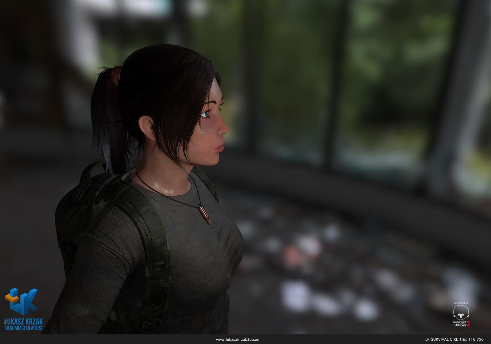 Survival Girl