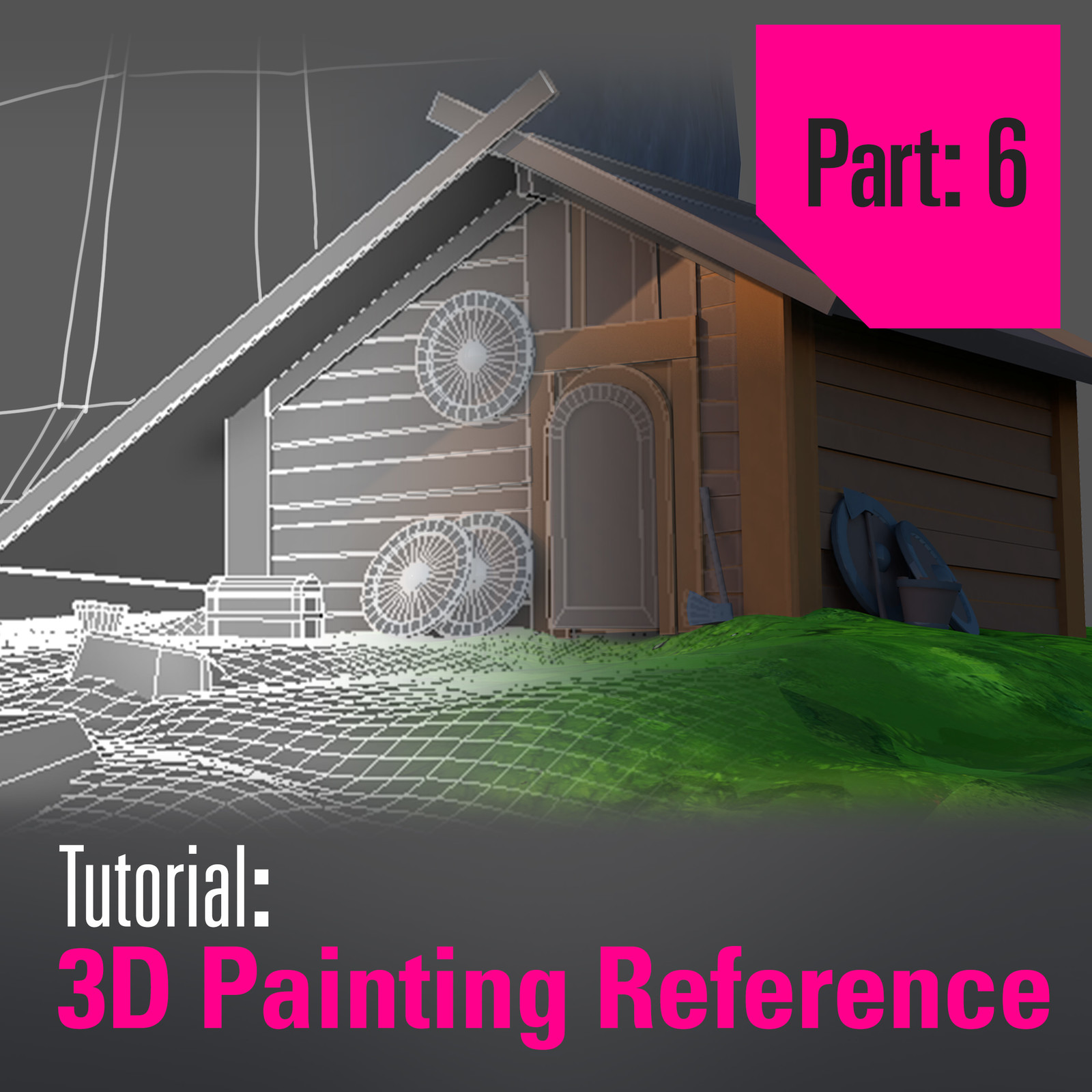 Tutorial: 3D Painting Reference Creation - Part 6