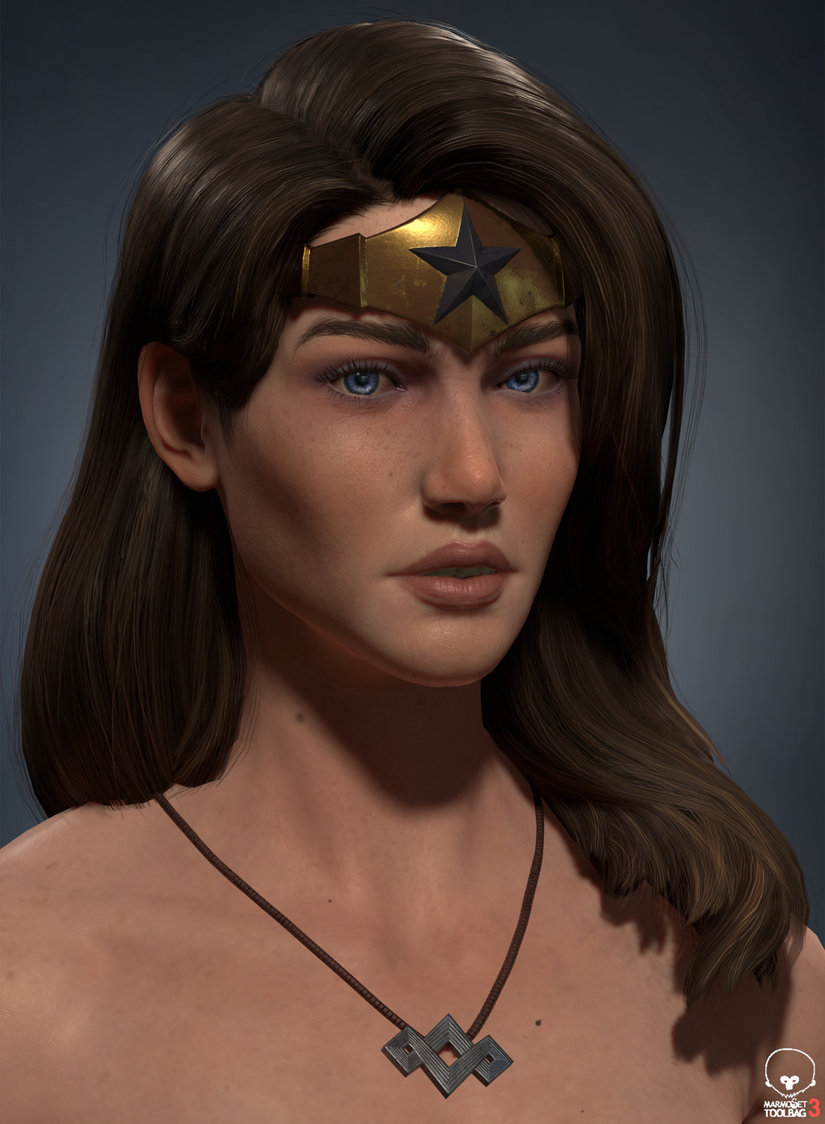 Diana of Themyscira