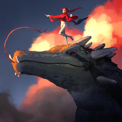 Diego rodriguez the dragon master