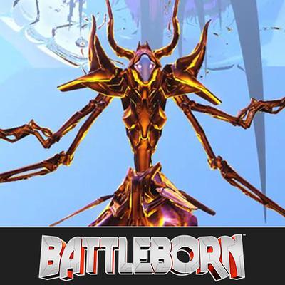 Battleborn - Varelsi Conservator