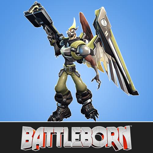 Battleborn - Benedict