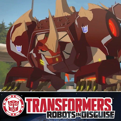 Transformers Robots in Disguise - Scowl