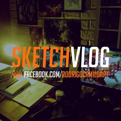 Rodrigo camilo de almeida sketch vlog2