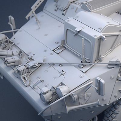 Stryker LAV Model