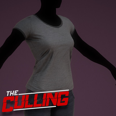 The Culling: Street clothing set