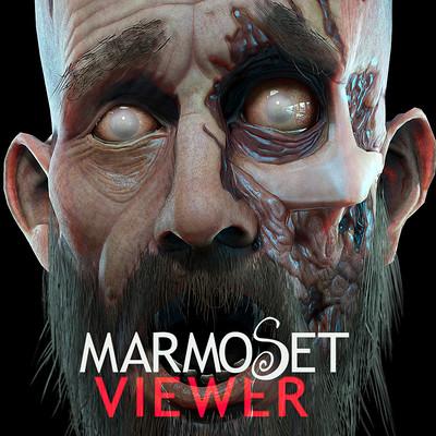 Eric blondin art station marmoset viewer logo