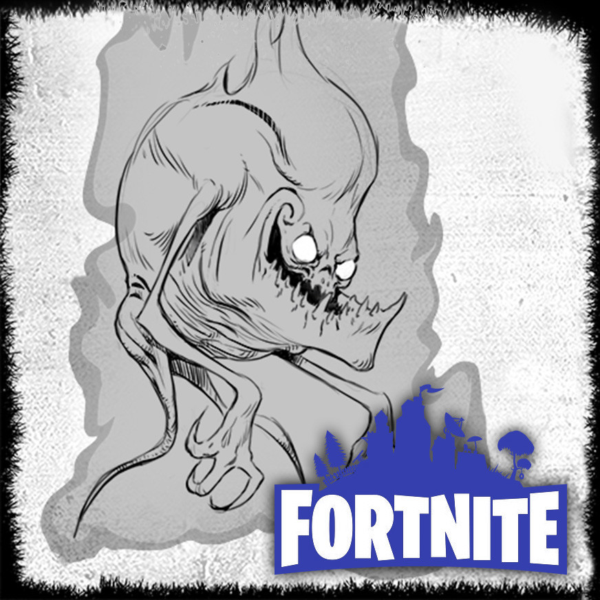 Fortnite Drawings: FortNite, Aaron Smith