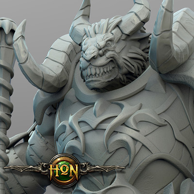 HON: Elder Pandamonium