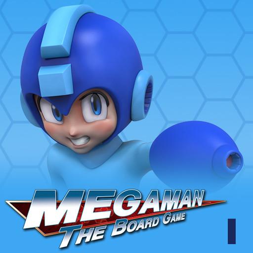 Mega Man - The Board Game (Set 1)