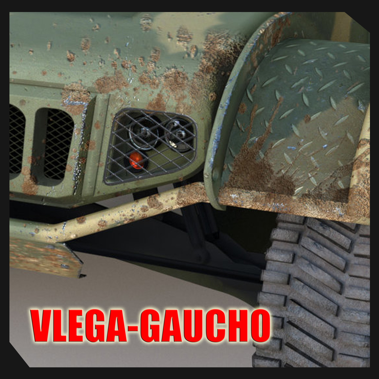Light Vehicle Gaucho By Sergio Mengual